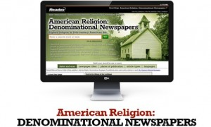 Denominational newspapers